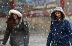 Bingöl Karlıova'da okullar tatil edildi