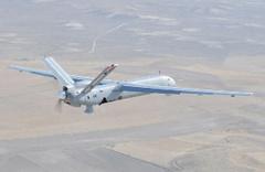 Yerli İnsansız Hava Aracı ANKA'da bir ilk gerçekleştirildi