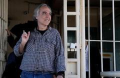 Yunanistan'da terörist Kufonidas'a yeniden izin
