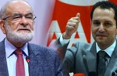 Saadet lideri Karamollaoğlu'ndan olay Fatih Erbakan çıkışı