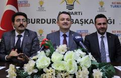 Bakan Pakdemirli'den CHP'ye mart göndermesi