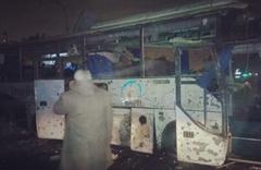 Turist otobüsüne bombalı saldırı: Ölü ve yaralılar var!