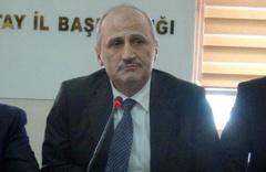 Bakan Cahit Turhan'dan 'Amanos tüneli' açıklaması