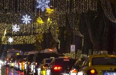 İstanbul'da yeni yılda trafiğe kapatılacak yollar belli oldu