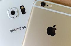 Samsung fena yakalandı! reklamını iPhone ile paylaştı