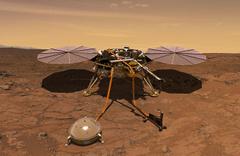 Mars'ta parlak bir cisim bulundu bilim dünyası merak içinde
