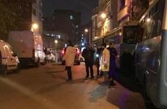 İstanbul'da otobüs şoförüne silahlı saldırı