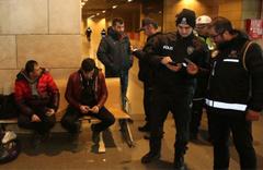 Yılbaşı öncesi ülke genelinde eş zamanlı uygulama! 790 kişi yakalandı