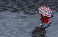 Meteoroloji uyardı kuvvetli sağanak yağış geliyor