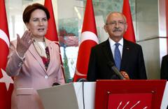 CHP Ankara'da, İYİ Parti de İstanbul'da aday çıkarmayacak