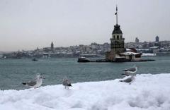 İşte İstanbul'a ilk karın yağacağı tarih meteoroloji saat verip uyardı