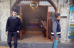Kilis şehir merkezine roket atıldı: Yaralılar var!