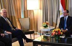 Sisi-Tillerson görüşmesinde dikkat çeken detay