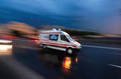 Yaşlı çift yarım saat arayla yaşamını yitirdi