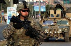 Irak'taki ABD askerlerine savaş tehdidi