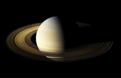Derin deniz canlıları Satürn'ün uydusunda yaşayabilir