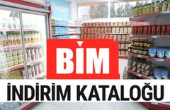 BİM 23 Mart aktüel indirim listesi sınırlı stok ürünleri