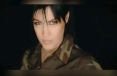 Tuğba Ekinci'den olay  'Afrin' klibi!