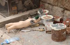Afrin'de bunu da yaptılar! Kan donduran tuzak...