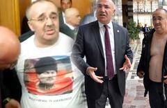 Atatürk tişörtüyle Meclis'e alınmadı kıyamet koptu!