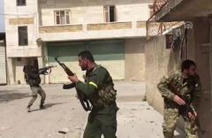 Afrin'den son haberler! Cinderes ele geçirildi...