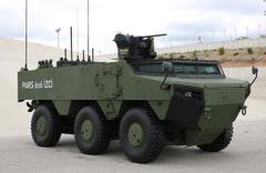 Yeni Türk zırhlısı Malezya'da görücüye çıkıyor