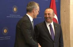 Dışişleri Bakanı Çavuşoğlu, NATO Genel Sekreteri ile görüşüyor