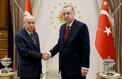 """MHP lideri Bahçeli'den """"aday"""" açıklaması"""