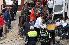 Kurtulmuş'un Mardin ziyaretinde kahreden haber!