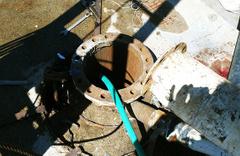 Korkunç iş kazası: Kopan bacağı sondaj kuyusuna düştü!