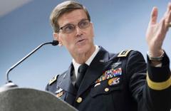 ABD'li komutan YPG'ye 'ortak' dedi