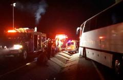 İzmir'de korkunç kaza ölü ve yaralılar var
