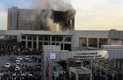 İtfaiye Grup Amiri'nden hastane yangınıyla ilgili açıklama