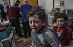 Türkiye'den Esad rejimine sert 'kimyasal' kınaması...