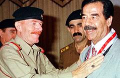 Saddam'ın sağ kolu El-Duri hortladı!