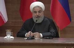 Ruhani'den İstanbul'da ABD ve İsrail önerisi