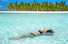 İşte ölmeden önce yüzmeniz gereken yerler! Türkiye'den bakın neresi listeye girdi