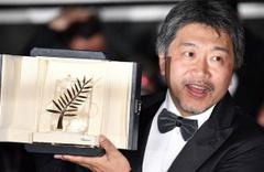 Cannes'da Altın Palmiye, Japon filminin oldu