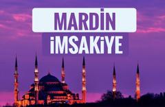 Mardin iftar saati sahur imsak vakti-2018 Mardin İmsakiyesi