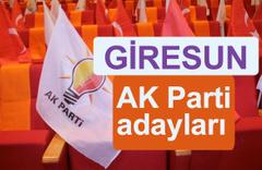 AK Parti Giresun milletvekili adayları kimler 2018 listesi