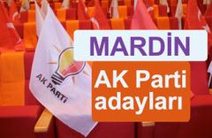 AK Parti Mardin milletvekili adayları kimler 2018 listesi