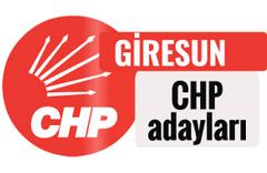 CHP Giresun milletvekili adayları kimler 2018 listesi