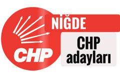 CHP Niğde milletvekili adayları kimler 2018 listesi