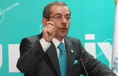 Abdullatif Şener CHP'den aday oldu