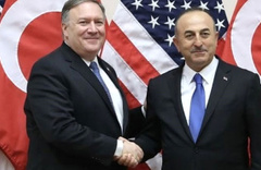 Türkiye ve ABD Menbiç için yol haritasını belirledi