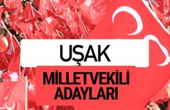 MHP Uşak milletvekili adayları 2018 YSK kesin listesi