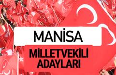 MHP Manisa milletvekili adayları 2018 YSK kesin listesi