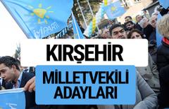Kırşehir İyi Parti milletvekili adayları YSK kesin isim listesi