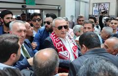 Konvoyun sonu görülmedi! Mehmet Ağar'dan 'baba' destek