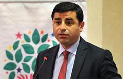 HDP Selahattin Demirtaş'ı resmen açıkladı